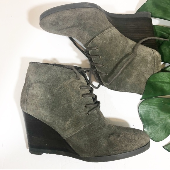2136428275f Franco Sarto Shoes - Franco Sarto Weston Desert Booties 5.5